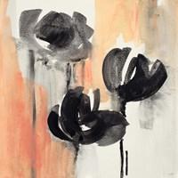Blushing Tulips I Fine-Art Print