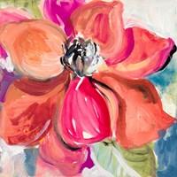 Living Coral Magnolia Fine-Art Print