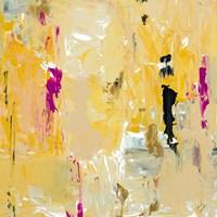 Parisian Chic Abstract I Fine-Art Print