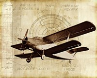 Flight Plans II Fine-Art Print