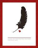 Fine Feathers Fine-Art Print