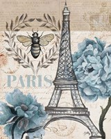 Paris Bee I Fine-Art Print