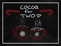 Cocoa for Two Fine-Art Print