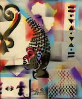 Afro-Aesthetic D Fine-Art Print