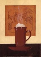 Cafe Chocolat Fine-Art Print