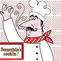 Bon Appetit Chef II Fine-Art Print