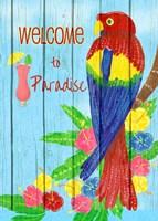 Parrot Party II Fine-Art Print
