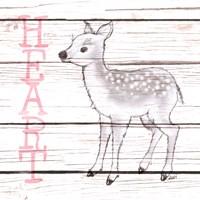 Deer Heart Fine-Art Print