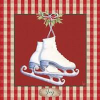 Hometown Christmas III Fine-Art Print