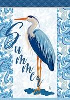 Summer Heron Fine-Art Print
