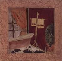 Bath Retreat I Fine-Art Print