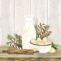 Christmas Kitchen II Fine-Art Print