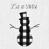 Winter Wonder IV Fine-Art Print