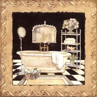 Maison Bath IV Fine-Art Print