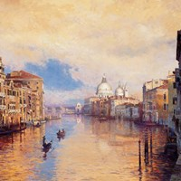 The Grand Canal Fine-Art Print