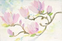 Flowering Branches Fine-Art Print
