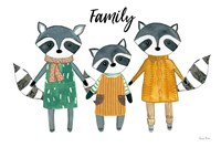 Neighborhood Pals X Family Fine-Art Print