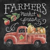Harvest Chalk VII Fine-Art Print