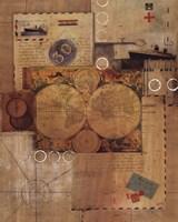 Destinations I Fine-Art Print