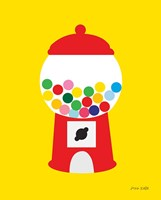 Gumball Machine Fine-Art Print
