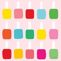 Nail Polish Fun Fine-Art Print