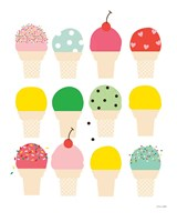 Ice Cream Fun Fine-Art Print
