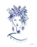 Flower Girl I Fine-Art Print