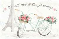 Boho Ride I Fine-Art Print