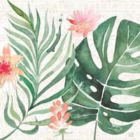 Paradise Petals III Fine-Art Print