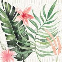 Paradise Petals II Fine-Art Print