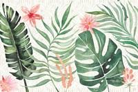 Paradise Petals I Fine-Art Print