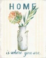 Floursack Home III Fine-Art Print
