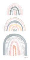 Boho Rainbow V Fine-Art Print