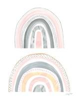 Boho Rainbow III Fine-Art Print