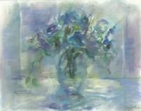 Susie's Blue Fine-Art Print