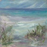 Blue Horizons Fine-Art Print