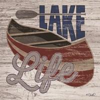 Lafe Life Canoe Fine-Art Print