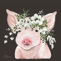 Poppy the Pig Fine-Art Print