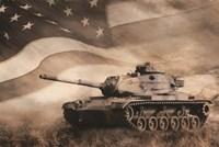 The Liberator Tank Fine-Art Print