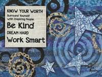 Work Smart Fine-Art Print