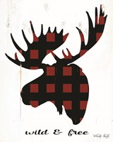 Wild & Free Fine-Art Print