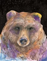Galaxy Bear Fine-Art Print