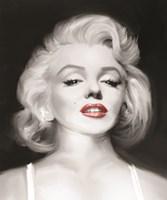Marilyn's Gaze Fine-Art Print