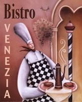 Bistro Venezia Fine-Art Print