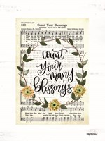 Count Your Many Blessings Fine-Art Print