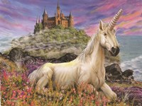 Royal Unicorn Fine-Art Print