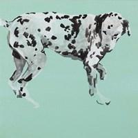 Pop Modern Dog I Fine-Art Print