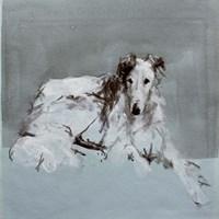 Pop Modern Dog II Fine-Art Print
