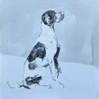 Pop Modern Dog III Fine-Art Print
