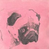 Pop Modern Dog IV Fine-Art Print